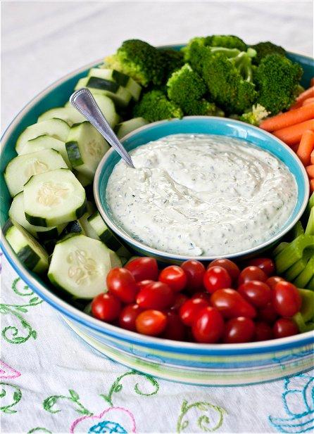Ina Garten Blue Cheese Dip