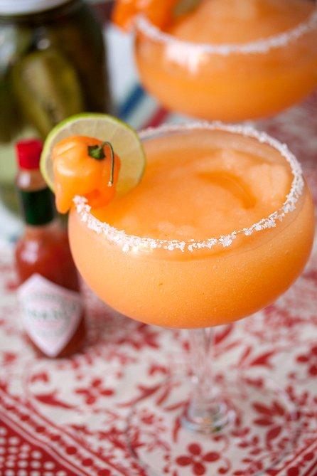 Cajun Margaritas