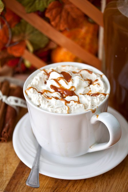 Ahh, the arrival of the Pumpkin Spice Latte at Starbucks. One of the ...