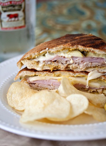 Cuban Panini | Tide and Thyme
