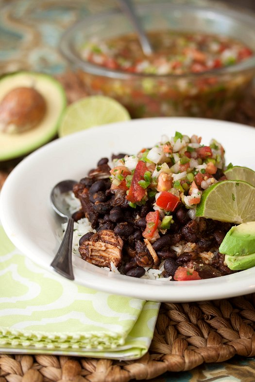 Brazilian Black Bean & Pork Stew