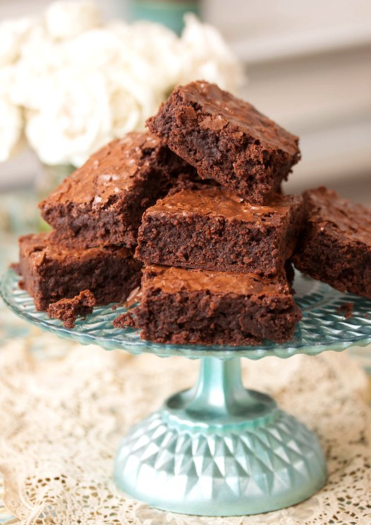 Perfect Chocolate Brownies | Tide and Thyme