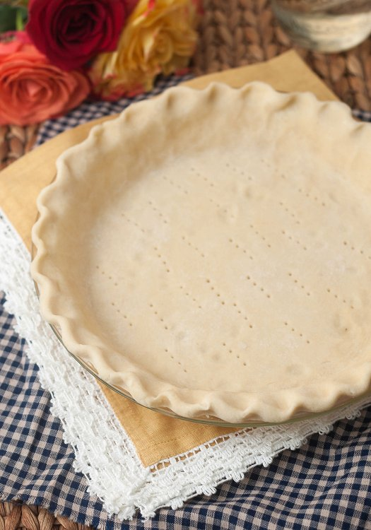 Perfect Pie Crust Recipe — Dishmaps