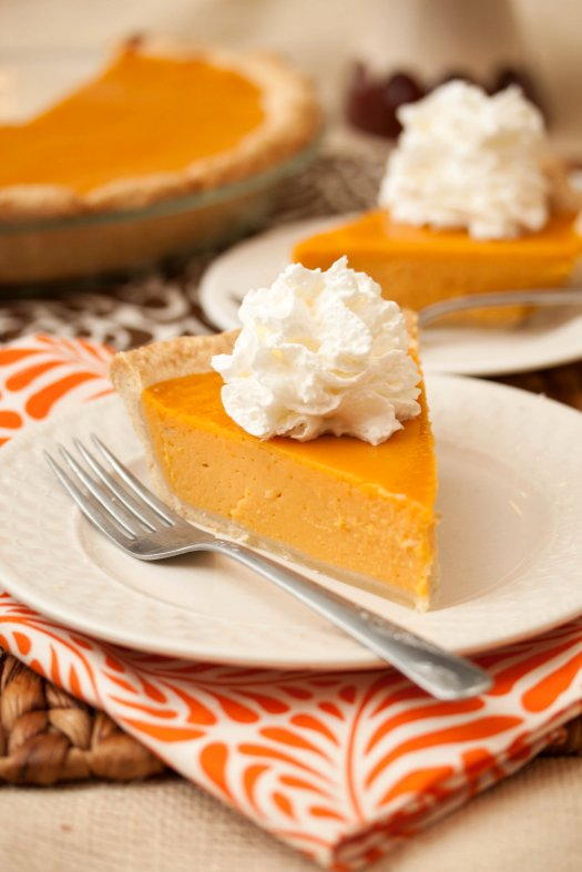 Sweet Potato Pie | Tide and Thyme