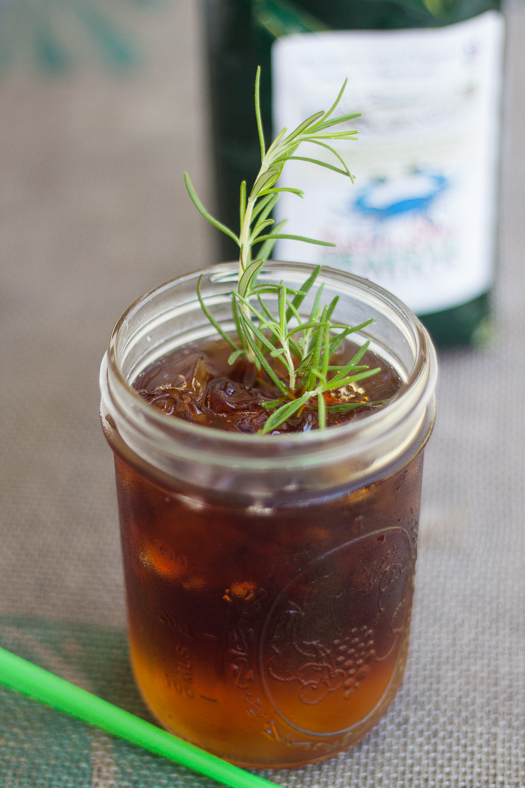 Iced Coffee Tonic